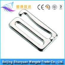 Alta qualidade menor preço liga de zinco hardware hardware fivela fivela acessórios para bolsa