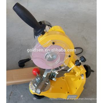 230w motor de indução Profissional poder motosserras Sharpening Machine Tools Grinder elétrico 145 milímetros Chainsaw Sharpener