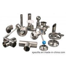 Tp316L Tubos y accesorios según ASME Bpe