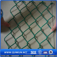 High Quality PVC Chain Link Fence for Sale
