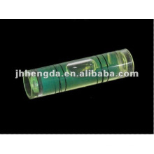 Cyliner vial ,bubble level ,water vial