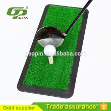 Alfombras de golf de alta calidad estera de golf estera LQX506