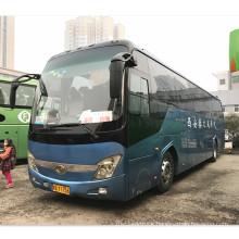 12m 60 Seats Passenger Bus with Weichai 336HP Rear Engine
