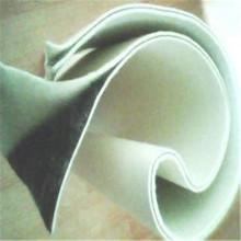 Géotextile non tissé géomembrane composite avec géomembrane