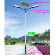 WPSRR-8603 3~15m Municipal Road Hot DIP Galvanized Steet Light Pole style