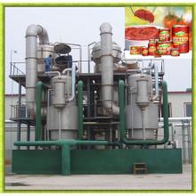 Máquina industrial automática do molho de tomate