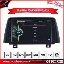 Lecteur DVD voiture Hualingan pour BMW 3 F30 / BMW4 F32 DVD Navigation