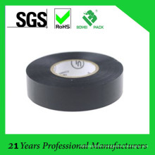 Black Rubber Adhesive PVC Electrical Tape