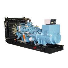 Дизель-генератор мощностью от 640 кВт до 2400 кВт Работает от Mtu Engine