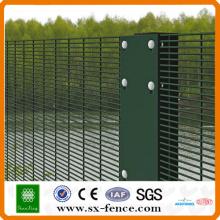 2015 con recubrimiento de polvo 358 anti-subir la valla