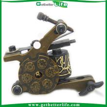 10 bobinas carcaça China máquina do tatuagem para Shader
