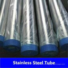 China Tubería / tubo de acero inoxidable sin costura (310 310S)