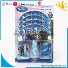 Frozen Card Holder Play Games