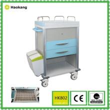 Équipement médical pour chariot d'urgence (HK802)