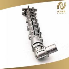 Accesorios de tubería de gas de fundición de aluminio OEM