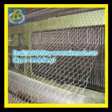 Hexagonal wire chicken mesh / weave wire mesh