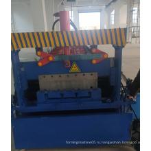 Профилегибочная машина для производства металлических настилов пола