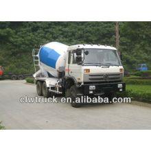 EQ5250GJBF concrete mixer truck,6x4 concrete truck