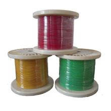 Câble en acier galvanisé enduit de PVC