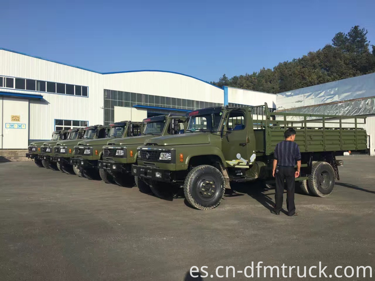 Dongfeng Off road trucks