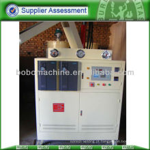 Máquina de espuma de isolamento de tubos