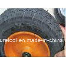 3.50/3.00-8 Rubber Wheel
