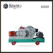 Máquina de corte de barra de acero GQ50 / Máquina de corte de barra redonda de acero de corte manual