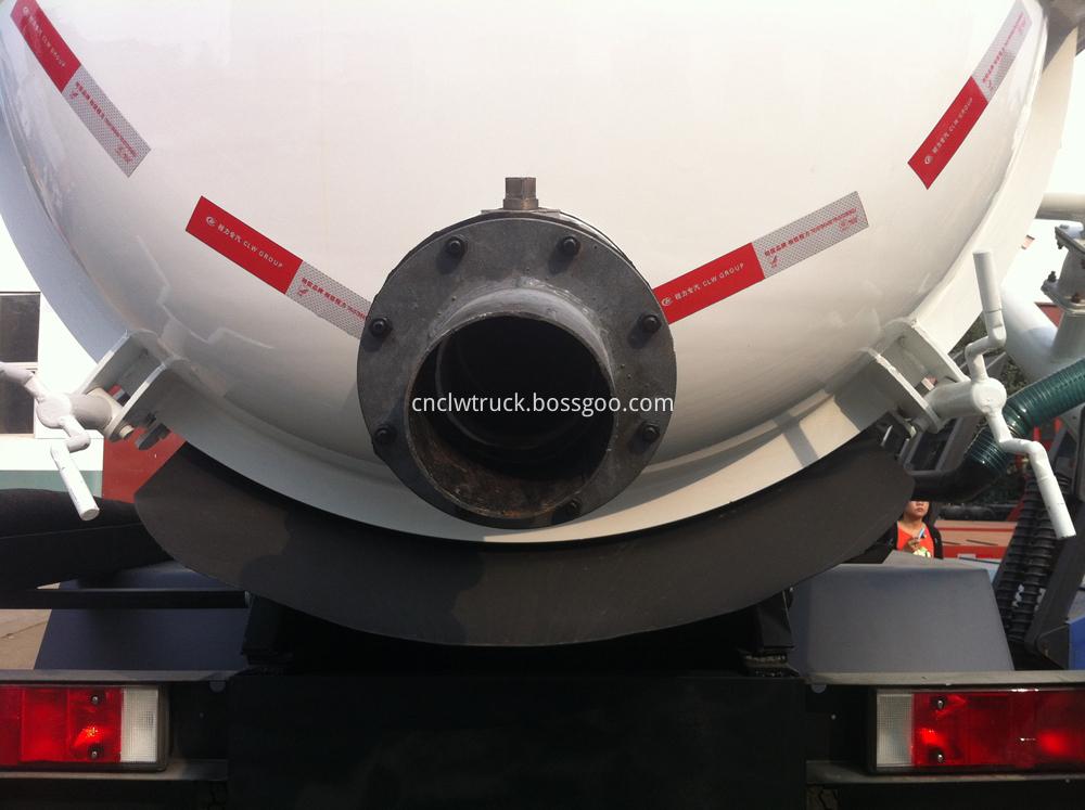 industrial vacuum trucks DETAILS 3