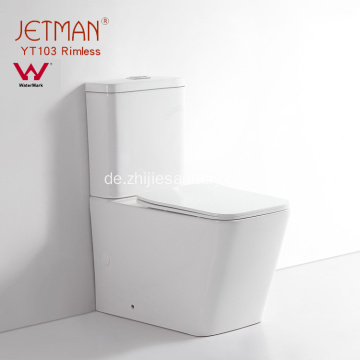 WaterMark Rimless Dual Flushing Toilette