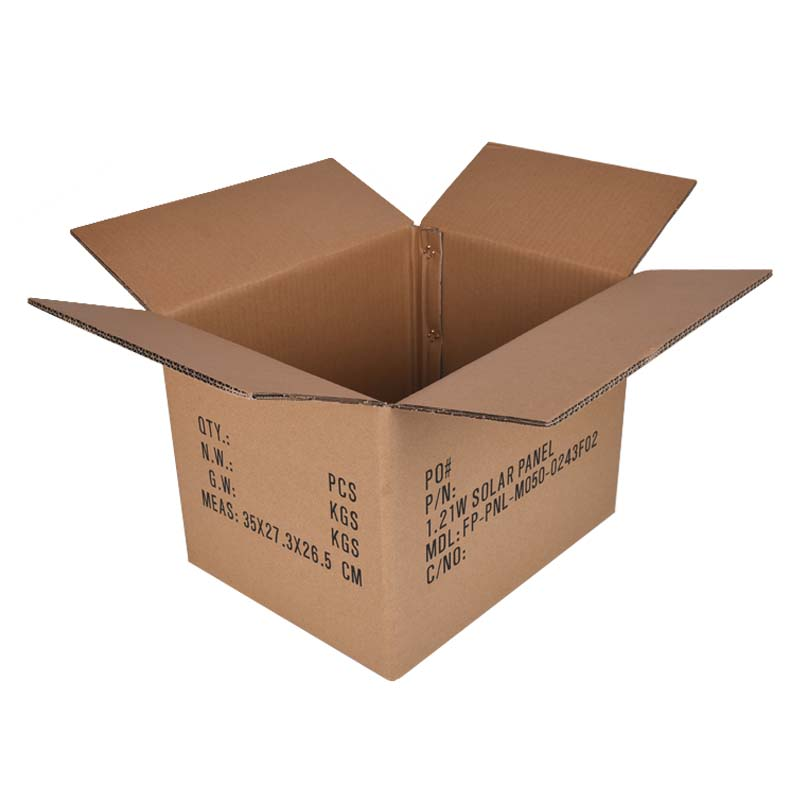 Export Corrugated Boxes