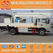 FOTON 4x2 HLQ5102GJKB insulated aerial work platform truck 14M cheap price hot sale for sale
