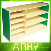 Kindergarten Furniture Particle Board Multifunctional Storage Cabinet