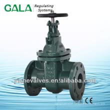 din 3352 NRS10 inch gate valve,metal seat gate valve