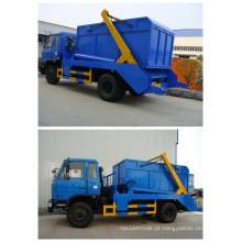 8 Ton Arm Roll Camião de lixo para exportação