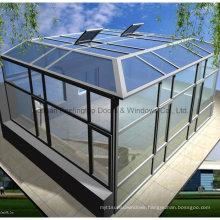 Feelingtop Thermal Break Aluminium Frame Double Glass Sunroom (FT-S)