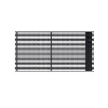 Pantalla de barra LED de rejilla ultraligera