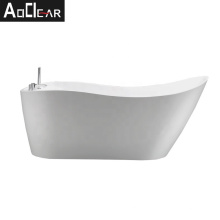 Aokeliya freestand simple corner air whirlpool tub bathtub bathtubs with faucets