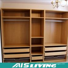 Armario funcional para guardarropas de madera (AIS-W365)