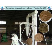 Tipo de Lbf trituradora de madera combinada y molino de martillo utilizado para diversos materiales