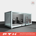 China Prefabricated Container House as Modular Office