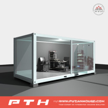 High Quality Modular Container Office China Manufacture Supplier