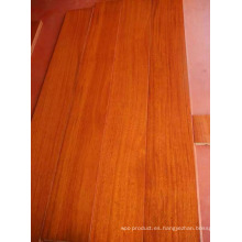 Long Plank Interior Balsamo Suelos de madera maciza Lobby del hotel y suelo para el hogar