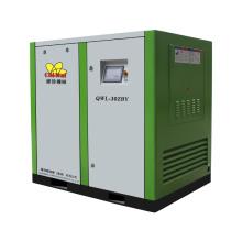 55kw 75hp Fix Speed Electric Air Compressor Oil Free Screw Air Compressor
