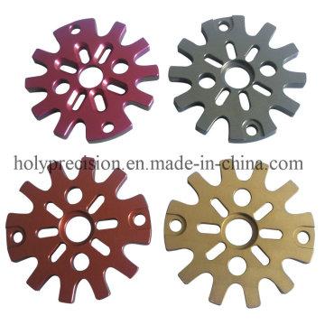 Конкурентоспособная цена алюминия механические части ЧПУ
