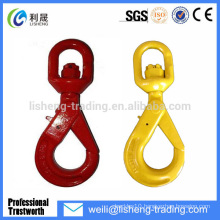 China supplier g80 alloy steel crane hook manufacturers