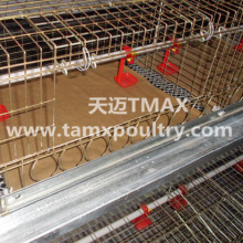 Automatic Nipple Drinking System For Layer Cage