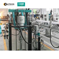 Machine d'épandage de mastic à deux composants