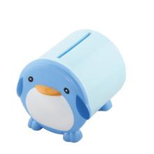 Cartoon Design Penguin Shape Napkin Box