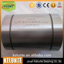 Rolamento de esferas linear LM304564UU Rolamento IKO LM30UU 30X45X64MM