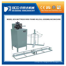Mattress Wire Frame Helical Assembling Machine (BCH)